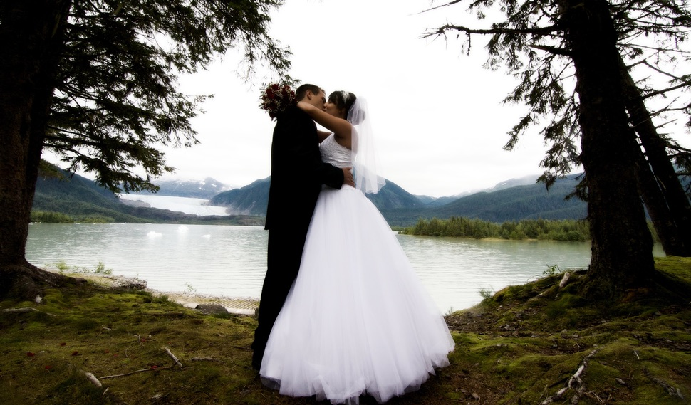 Premium Wilderness Wedding, Juneau Alaska